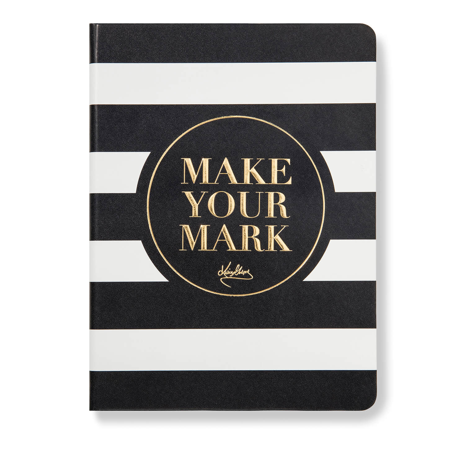 Make Your Mark Notebook Leaders in Heels
