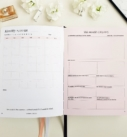 The Leaders in Heels Planner Make It Happen - Monthly Planner