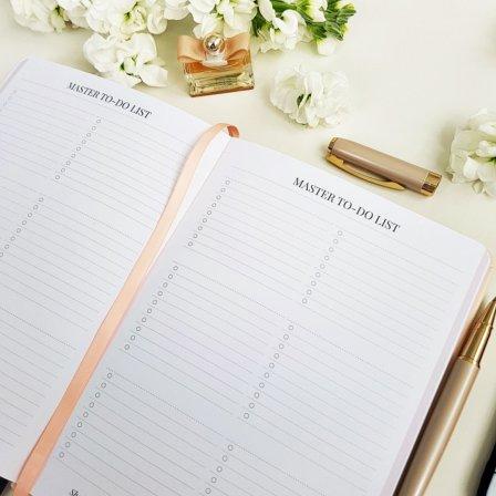 The Leaders in Heels Planner Make It Happen - Master To DO List