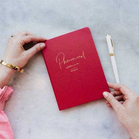 Phenomenal Woman Notebook