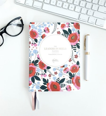 Phenomenal Woman Planner Floral