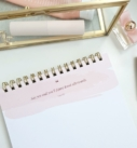 Phenomenal Woman Notepad Note