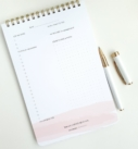 Phenomenal Woman Notepad To-Dos