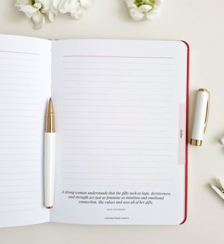 Phenomenal Woman Notebook