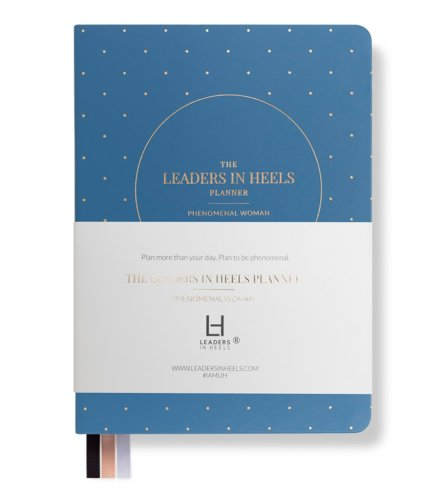 Phenomenal Phenomenal Woman Planner Blue