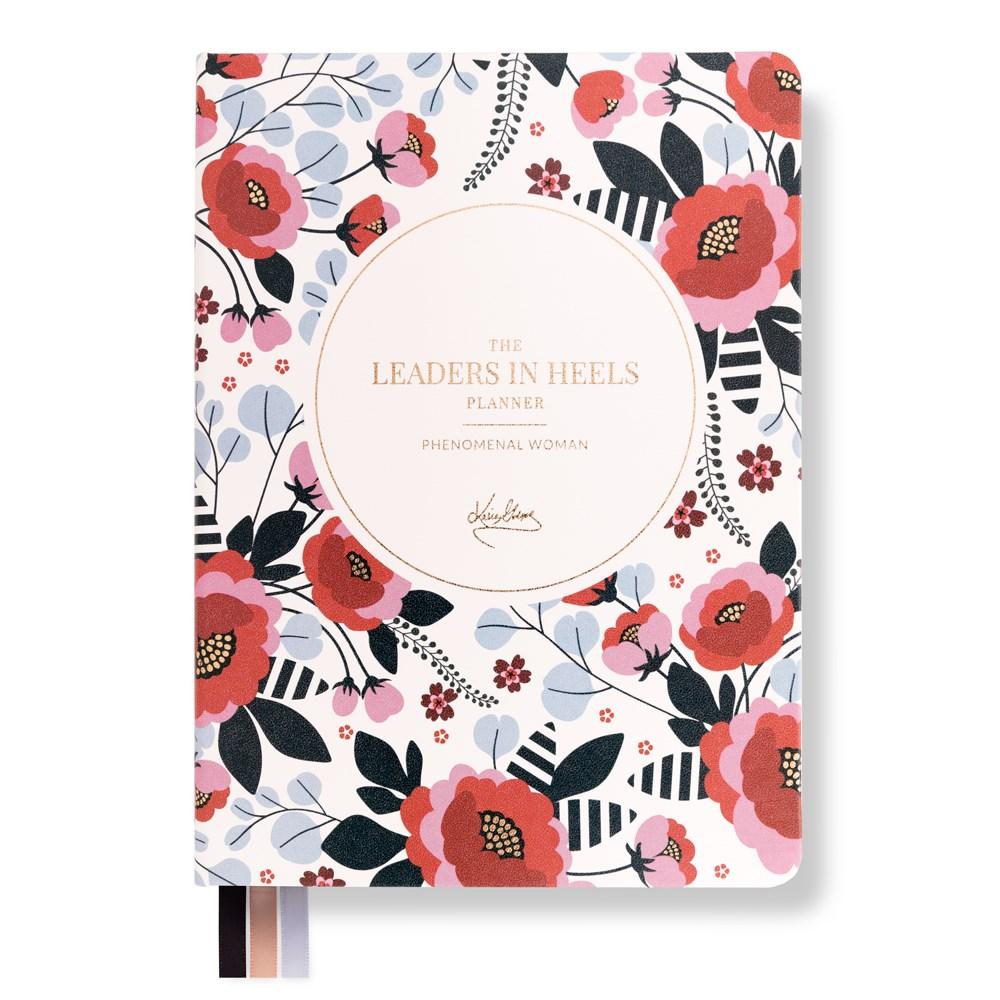 Phenomenal Phenomenal Woman Planner Floral