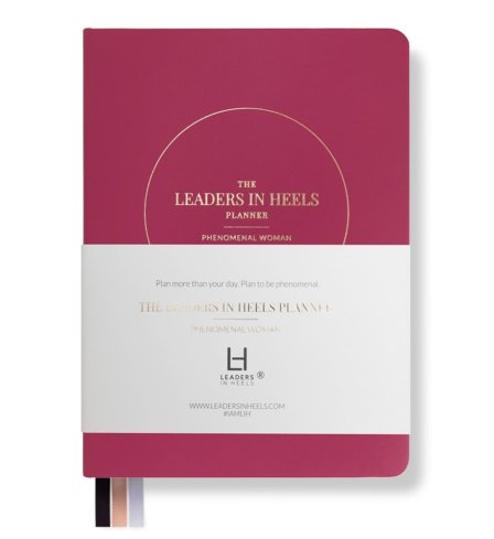 Phenomenal Woman Planner Mulberry