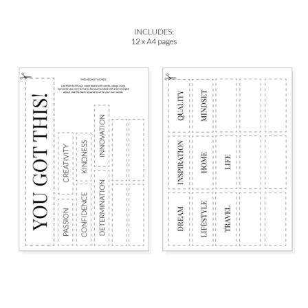 Vision Board Kit
