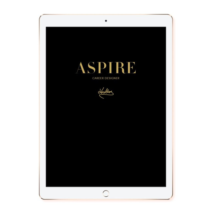 Aspire Career Designer - Career Planner