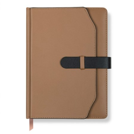 Meeting Notebook Caramel