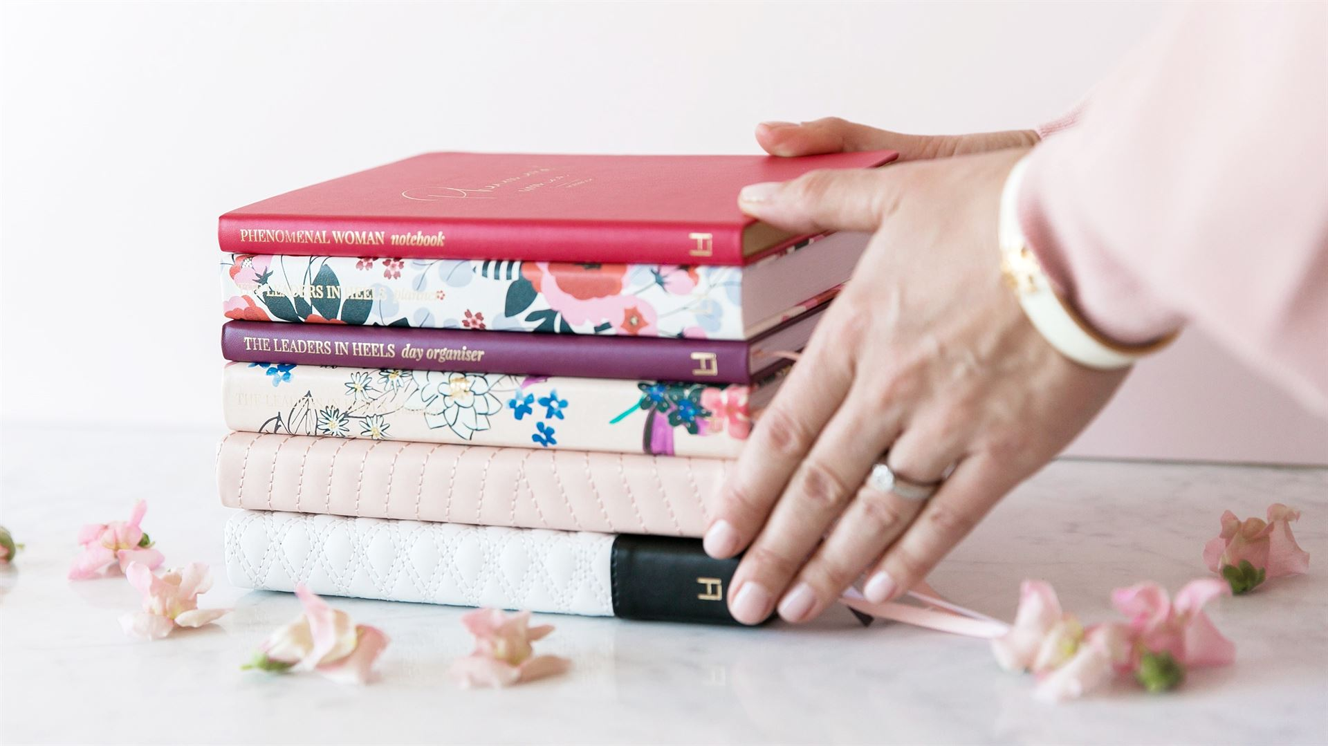 Inspirational stationery, inspirational notebooks, inspirational planners and journals