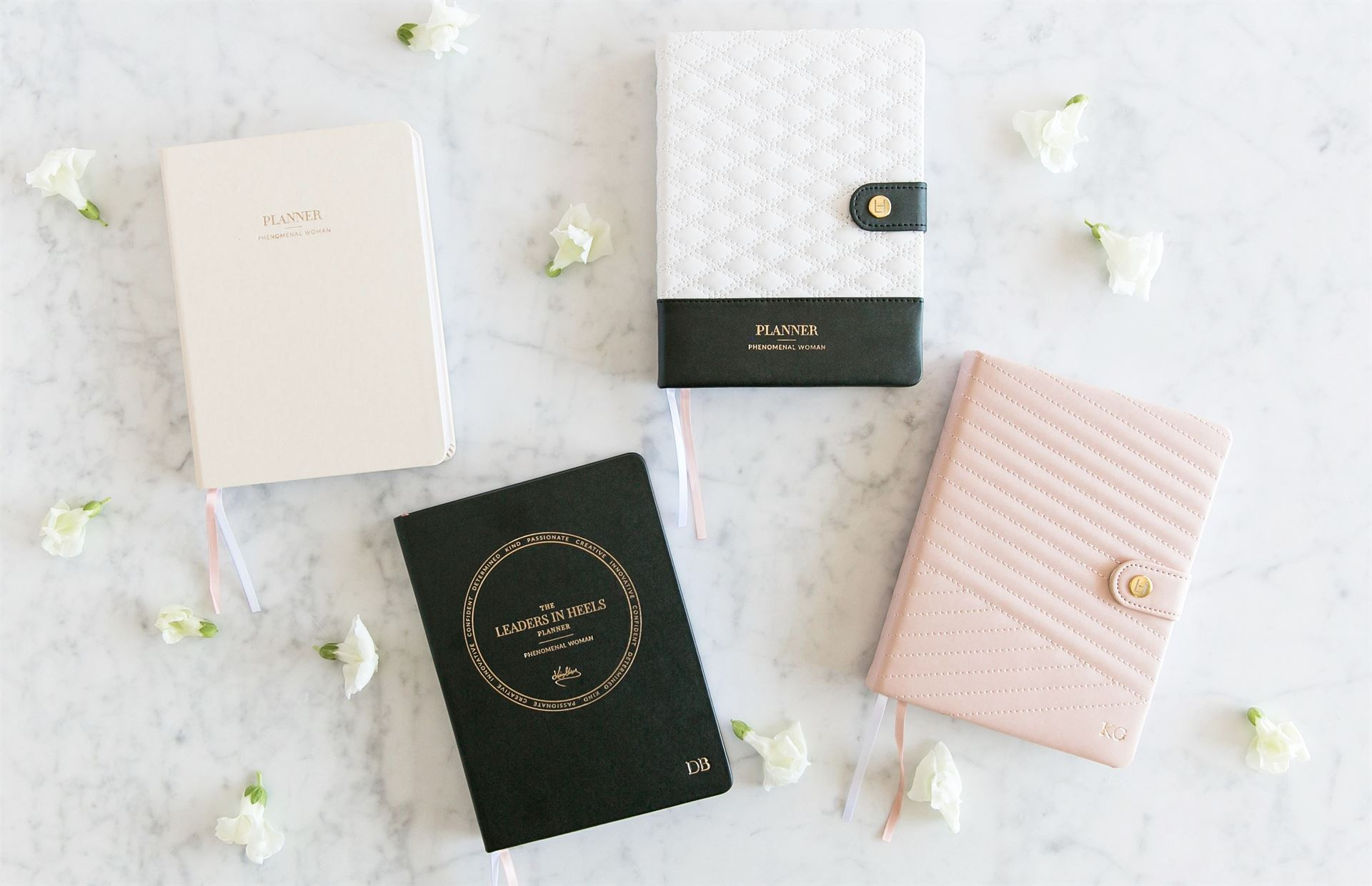 The Leaders in Heels Phenomenal Woman Planners